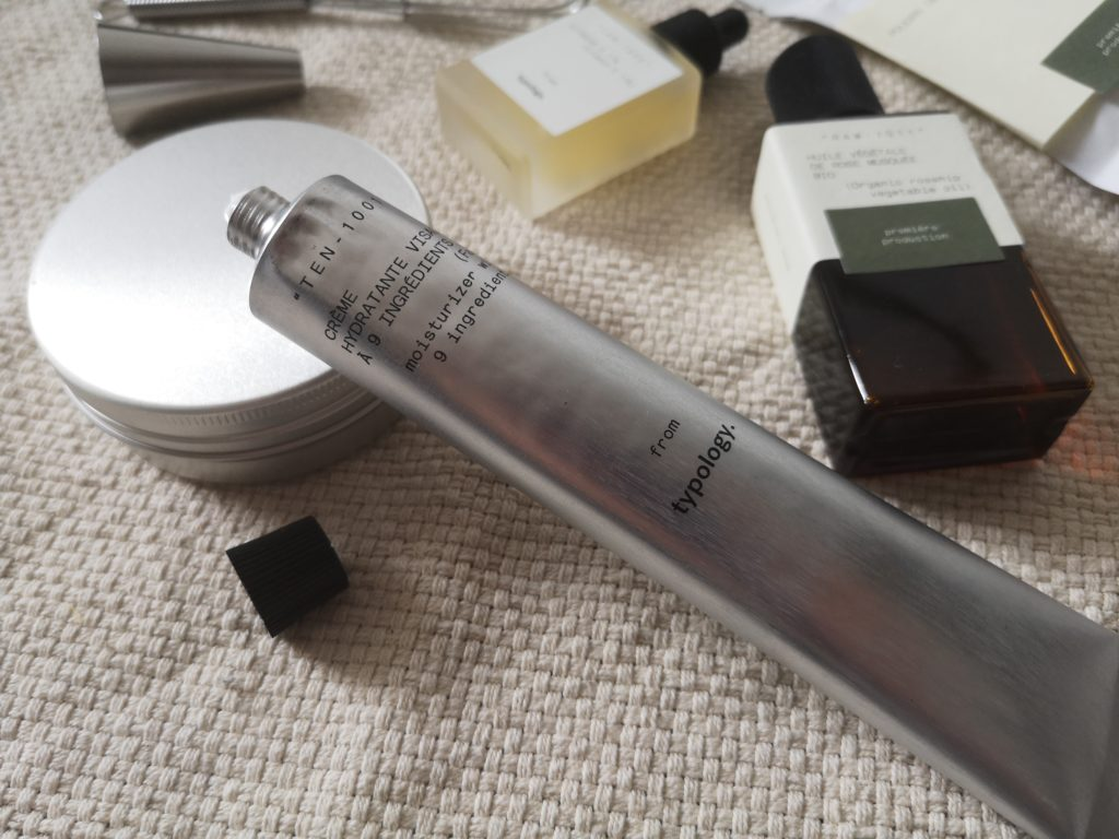 creme hydratante visage vegan cruelty free made in france typology