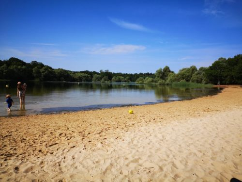 place camping yelloh champagne lac der