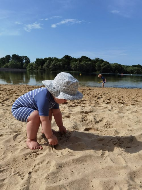 lac der camping yelloh campagne plage
